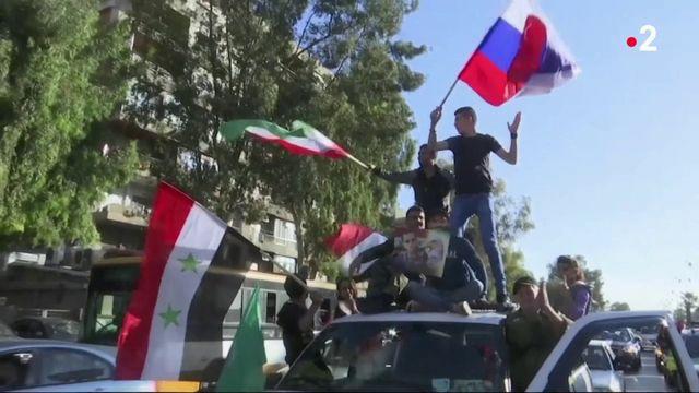 Syrie : Damas répond par la guerre des images