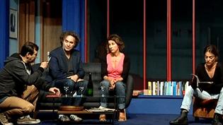 """L'une des répétitions de """"Un avenir radieux""""  (France 3 / Culturebox)"""