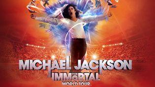 """Michael Jackson """"The Immortal World Tour"""", au Palais Omnisport de Bercy du 3 au 8 avril 2013"""