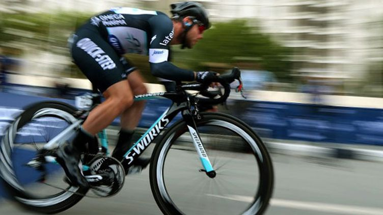 Le cycliste britannique Mark Cavendish