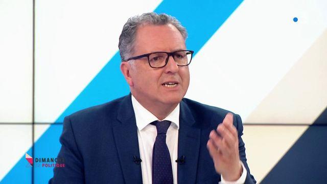 """Richard Ferrand : """"Il ne faut pas être jeune et penser vieux"""", déclare le président du groupe La République en marche à l'Assemblée nationale"""