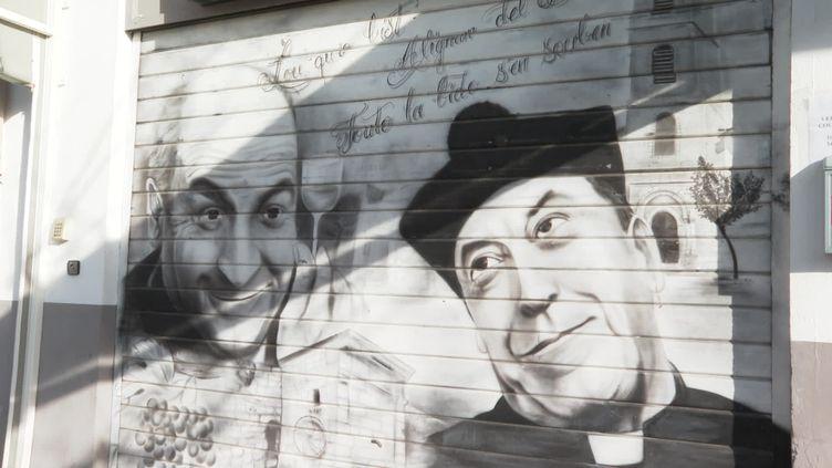 A Alignan-du-Vent dans l'Hérault, une cagnotte en ligne ouverte pour sauver l'unique café du village (France 3)