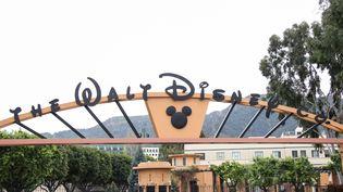 Une vue extérieure des studios Disney à Los Angeles. (IMAGE PRESS AGENCY / NURPHOTO)