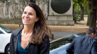 La ministre de la Culture, Aurélie Filippetti  (REVELLI-BEAUMONT/SIPA)