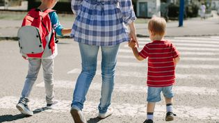 La rentrée des classes est souvent source d'inquiétude pour les enfants et leurs parents. (GETTY IMAGES)