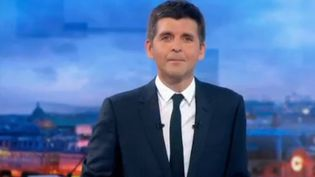 Portrait de Thomas Sotto (France 2)