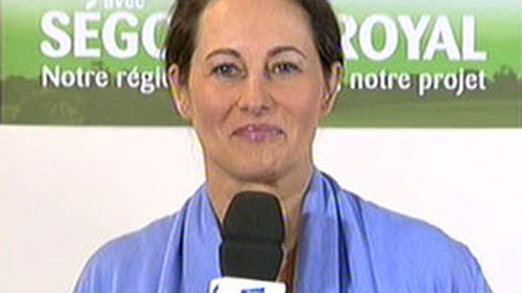 Ségolène Royal bien partie pour conserver la présidence de la région.