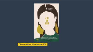 """Chanel Miller livre un récit poignant dans """"J'ai un nom"""" dont la version française est désormais disponible. (FRANCEINFO)"""