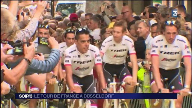 Tour de France : départ depuis Düsseldorf