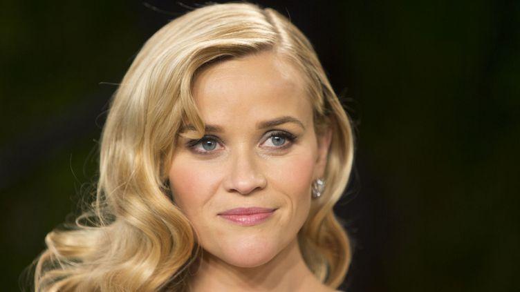 Reese Witherspoon à la cérémonie des Oscars le 24 février 2013 à Hollywood  (ADRIAN SANCHEZ-GONZALEZ / AFP)