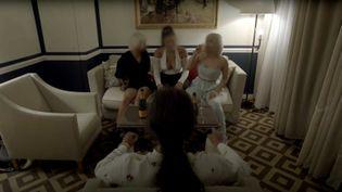 """Extrait du clip de """"Basta"""" de Moha La Squale. (CAPTURE D'ÉCRAN)"""