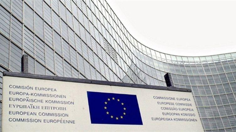 Commission européenne à Bruxelles (AFP Olivier Hoslet)