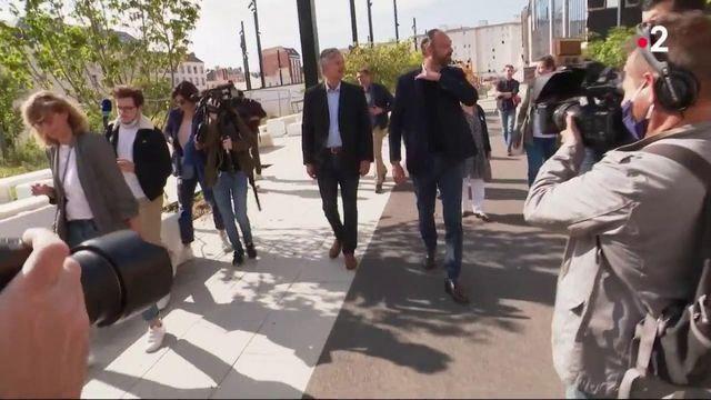 Municipales : une union des gauches veut l'emporter face à Édouard Philippe
