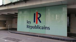 Le siège des Républicains à Paris. (CYRILLE ARDAUD / RADIO FRANCE)