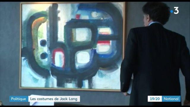 """Politique : Jack Lang a reçu près de 200 000 euros de costumes en cadeau, """"sans contrepartie"""" selon son avocat"""