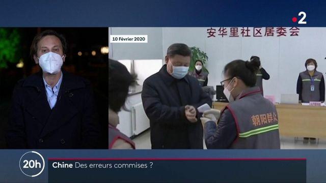 Chine : des erreurs commises par les autorités ?
