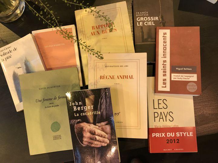 La belle sélection de Marie-Hélène Lafon  (Laurence Houot / Culturebox)