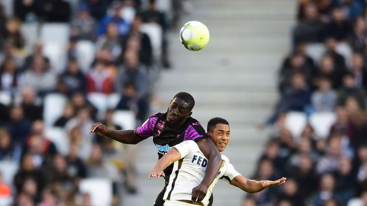 Ligue 1 : AS Monaco - Bordeaux. (NICOLAS TUCAT / AFP)