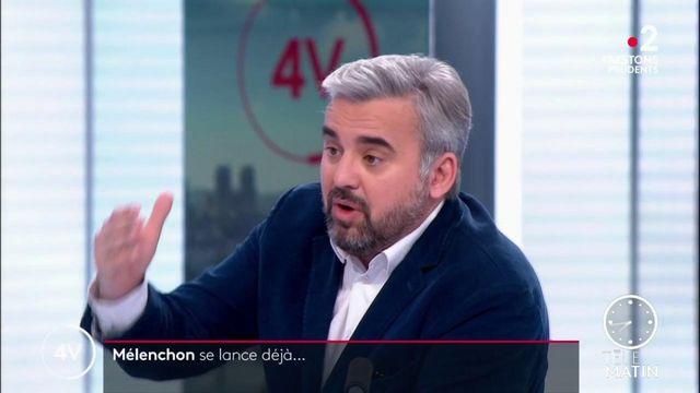 Candidature de Jean-Luc Mélenchon à la présidentielle: «La campagne s'adresse à bon nombre d'autres forces», assure Alexis Corbière (LFI)
