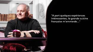 """Le 11 juin 2009, dans """"L'Express"""". (MAXPPP)"""