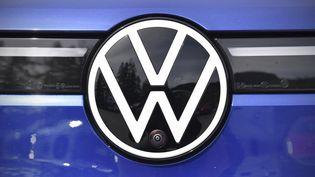 """Le géant Volkswagen estmis en examen en France pour """"tromperie"""" dans l'affaire du """"Dieselgate"""". (FRANK HOERMANN/SVEN SIMON / SVEN SIMON)"""