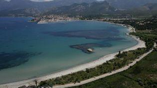 La plage de Saint-Florent en Corse. (FRANCE 3 CORSE VIASTELLA)