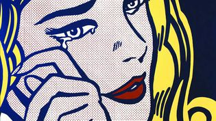 (© Roy Lichtenstein/Musée national d'art moderne)
