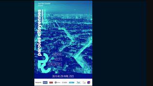 """""""Paroles citoyennes"""", le festival des héros contemporains (Capture d'écran franceinfo)"""