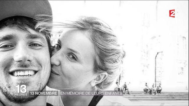 A la mémoire d'un jeune couple du Bataclan