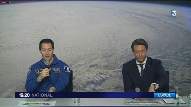 Espace : Thomas Pesquet raconte son retour sur Terre