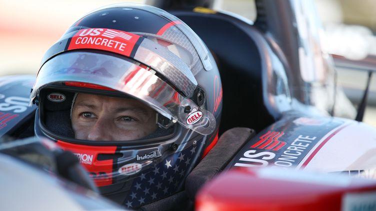L'Américain Marco Andretti, petit-fils de Mario (CHRIS GRAYTHEN / GETTY IMAGES NORTH AMERICA)