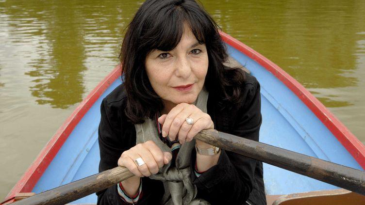 L'écrivaine Colette Fellous (ANDERSEN ULF/SIPA / SIPA USA)
