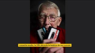 Lou Ottens, l'inventeur de la cassette, est mort, mais pas son invention (FRANCEINFO)