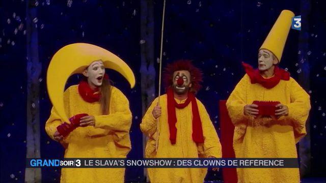Slava's snow show : la recette du succès