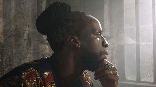 """Le rappeur français Youssoupha en 2018 pour """"Polaroïd Expérience"""".  (Fifou)"""
