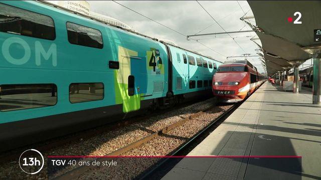 Transports : le TGV, 40 ans d'une légende