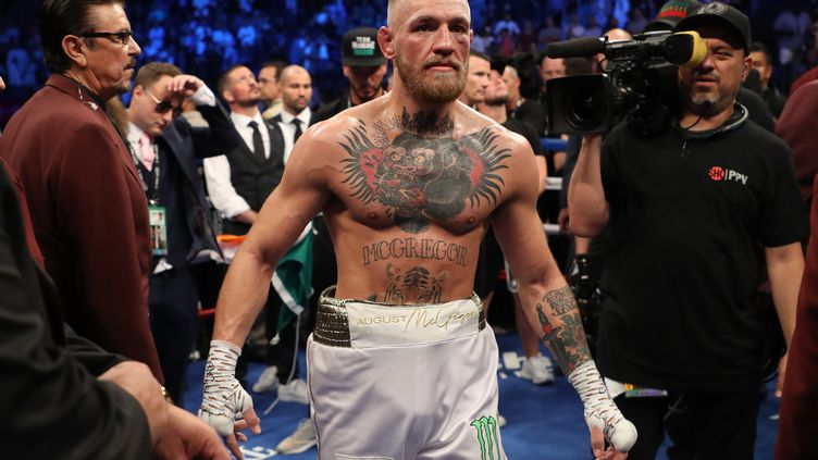 Conor McGregor (CHRISTIAN PETERSEN / GETTY IMAGES NORTH AMERICA)