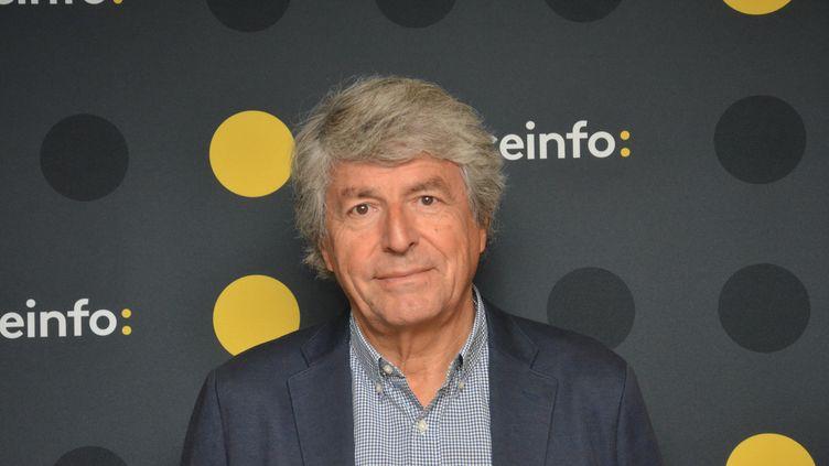 Alain Genestar (RADIO FRANCE / JEAN-CHRISTOPHE BOURDILLAT)