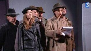 """""""Georges Wodli"""", une pièce hommage à un martyr de la Résistance  (Culturebox)"""