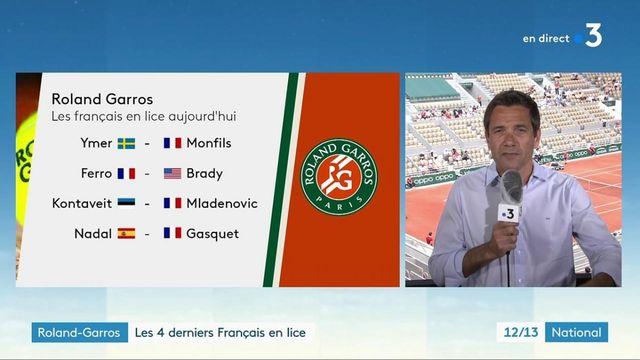 Roland-Garros : les Français encore en lice se préparent pour les prochaines rencontres