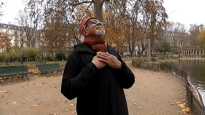 Charles Lloyd - Parc Monceau  (France3/Culturebox)