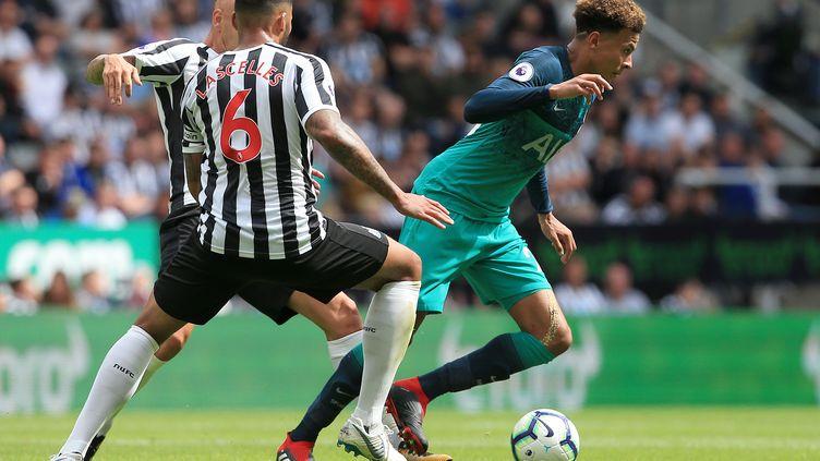 Dele Alli a été décisif face à Newcastle (LINDSEY PARNABY / AFP)