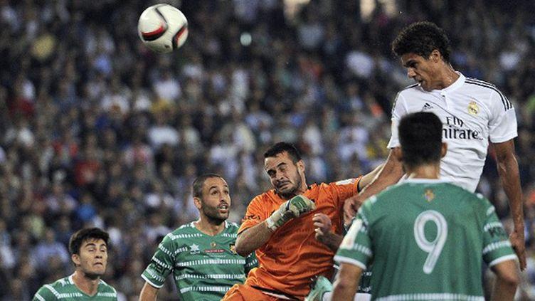 Rafael Varane (Real Madrid) (JOSEP LAGO / AFP)