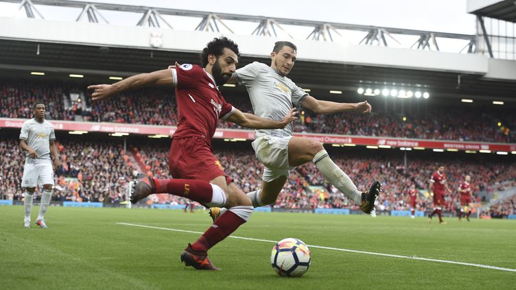 Liverpool vs Manchester United (PAUL ELLIS / AFP)