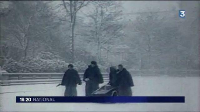 1917, un terrible hiver en France