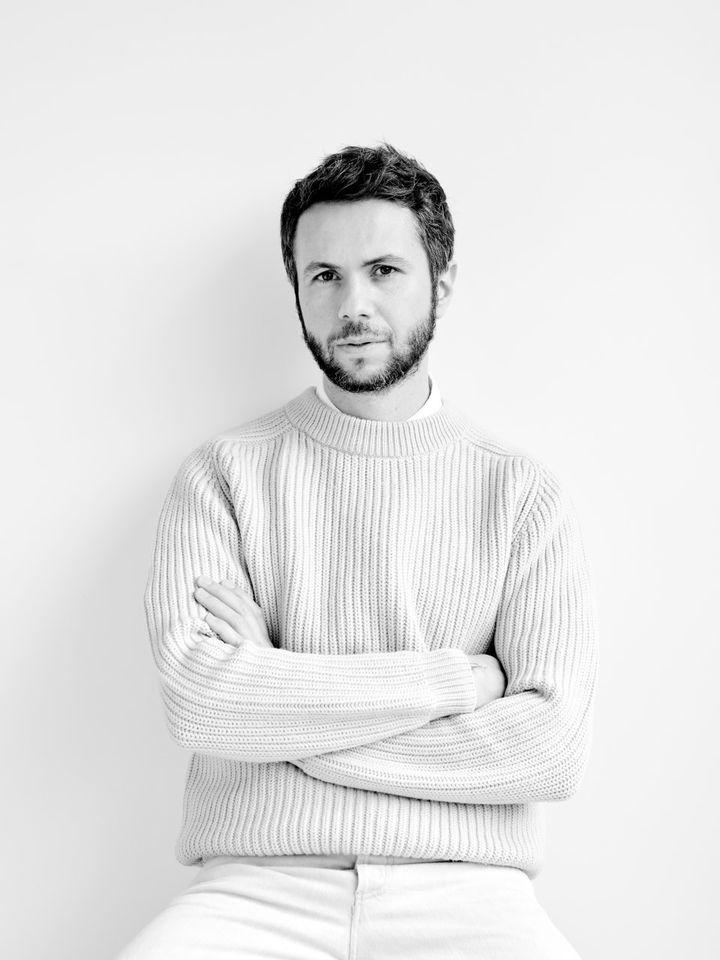Le créateur Alexandre Blanc (Lucie Hugary)