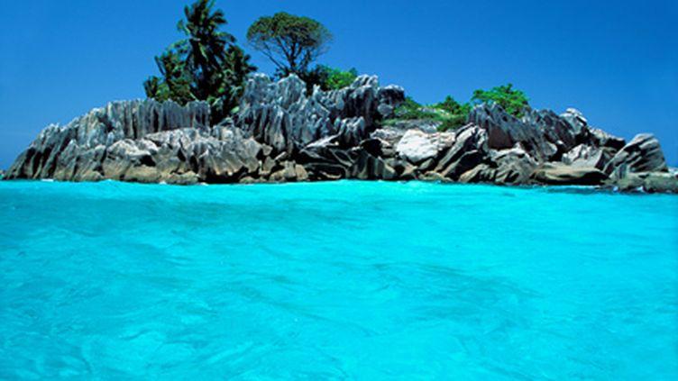 rêve d'eau turquoise aux seychelles
