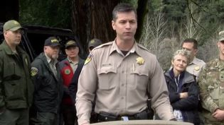 Deux fillettes ont étéretrouvées saines et sauves en Californie après avoir passé deux jours et deux nuits dans une forêt.  (France 2)