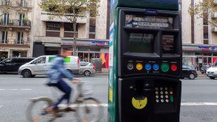 (Le stationnement gratuit à Paris en août, c'est terminé à partir de ce samedi © Maxppp)