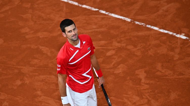 Novak Djokovic (ANNE-CHRISTINE POUJOULAT / AFP)